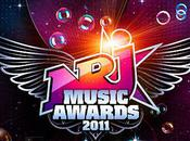 Music Awards 2011 best-of coulisses Purefans News (vidéo)