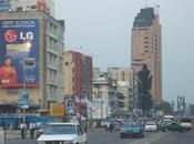 ville Kinshasa, architecture verbe