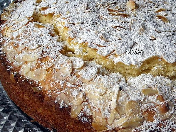 gâteau moelleux aux pommes et amandes | À voir