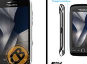 Blackberry Malibu Monaco Touch dévoilés.
