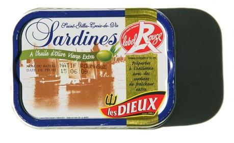 Sardines les Dieux Saint gilles croix de vie