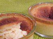 Petites crèmes lait concentré noix coco