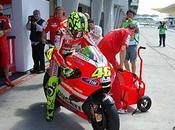 Moto-GP tests Sépang ...c'est parti!