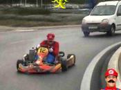 Rémi Gaillard teaser Mario Kart