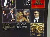 Robert Pattinson BAFTA promotional Poster