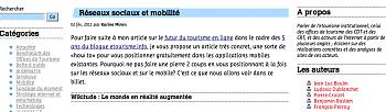 Nouvelle webfont pour etourisme.info