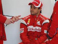 Felipe Massa casse moteur