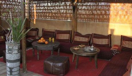 riad charme marrakech azenzer