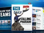 Daily, nouveau journal conçu exclusivement pour iPad...