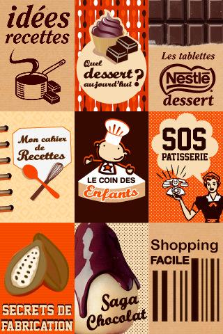 Nestlé Dessert – NESTLE FRANCE : App. Gratuites pour iPhone, iPod !