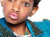 Willow Smith dans Teen Vogue plus Behind scenes