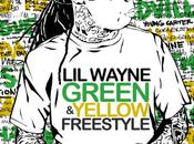 WAYNE Green Yellow Freestyle [Mp3]