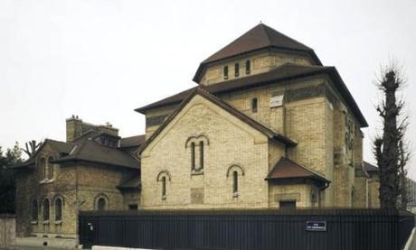 Une synagogue entre Byzance et Sion