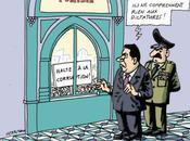 Florilège caricatures révolution Tunisie Egypte