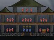 Détruisez châteaux ennemis dans Sieger