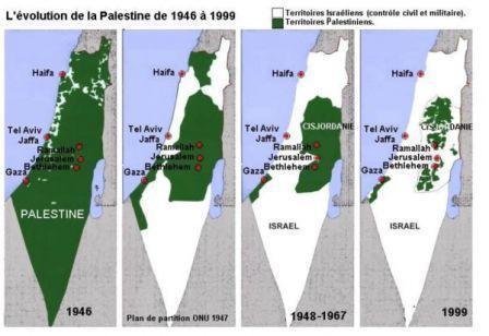 Israël, Palestine - Vérités sur un conflit d'Alain Gresh (2002)