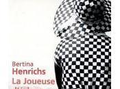 joueuse d'échecs Bertina Henrichs