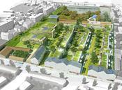 L'eco quartier nouvel vivre ville