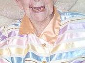 plus vieille femme dans monde morte l'âge