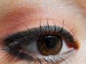 Make-up corail doux
