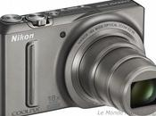 Nikon Coolpix S9100, toute finesse d'un zoom