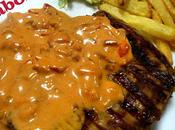 Steak 'Restaurant' Sauce Diabolo