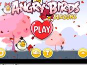 Angry Birds célèbre St-Valentin.