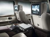 Range Rover façon Apple Store...