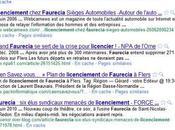 Belle reprise pour équipementiers automobiles, mais France?