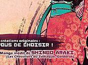 Akiba prépublication selon Ankama