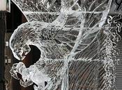 Sculpture glace Sapporo