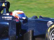 Rubens Barrichello satisfait