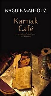 Karnak café de Naguib Mahfouz - Egypte