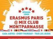 ERASMUS PARIS Soirée étudiante Club Paris