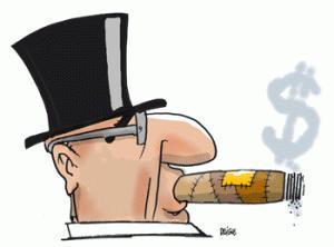 Plus pauvre et plus égalitaire