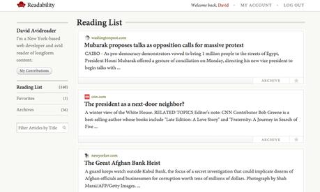 Readability : améliorer l'expérience de lecture tout en soutenant l'écriture