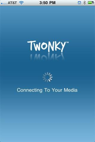 Twonky Mobile une application iPhone de streaming multimédia...