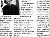 Rencontre avec Denis Lavant confort Etranges