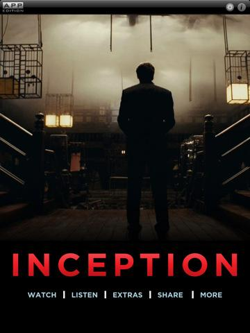 Warner Bros transforme les films Inception et The Dark Knight en applications iPad