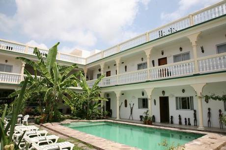 Villa Monama pour votre séjour à Brazzaville