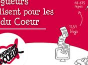 blogeurs mobolisent pour Restos Coeur