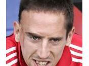 Ribéry Domenech aurait nous parler face