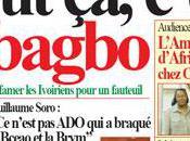 Laurent Gbagbo montre biscotos…
