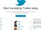 Crowdsourcing, Twitter recherche traducteurs pour services français, allemands, italiens…