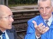 rénovation gare Val-de-Reuil doit être retardée
