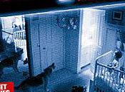 Paranormal Activity arrive Blu-ray