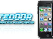 Whited00r Custom firmware pour iPhone EDGE/3G iPod 1G/2G