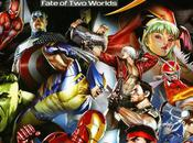 Marvel Capcom Fate Worlds test rédac'