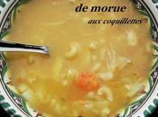 Soupe Morue Coquillettes