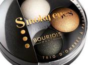 Gold Smoking Bourjois revue, swatch, look